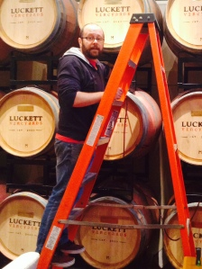 Mike - The Winemaker