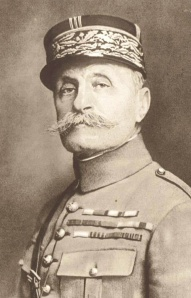 This is the kind of photo that demands a grape being named after you: Marshal Ferdinand Foch.