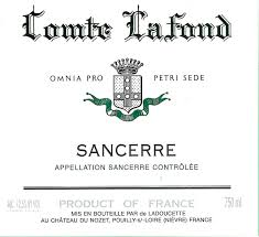 The Sancerre appellation - famous for unoaked Sauvignon Blanc